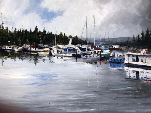 Maine Harbor 2
