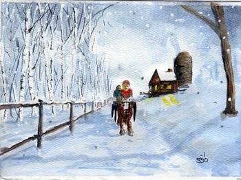 Christmas Card 24